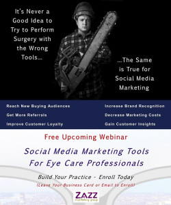 Advertising-Optometrists-Posters-Chainsaw