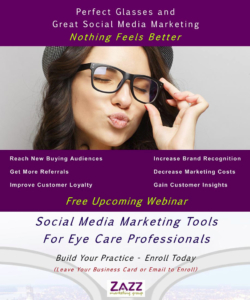 Advertising-Optometrists-Posters-Woman